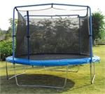 Picture of 13' Bounce Pro Trampoline and Enclosure