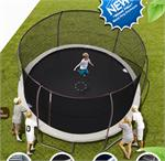 Picture of 14' Bounce Pro Trampoline with Enclosure