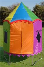 7.5ft Circus Tent- Bazoongi JumpPod Trampoline