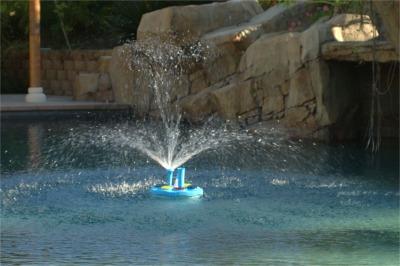Toba Pool Fountain