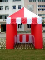 Inflatable Booth, Kiosk for Tradeshows, Carnival Events