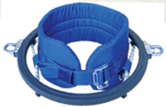 Trampoline Training Twisting Belt