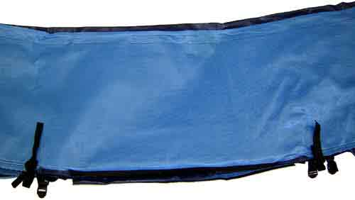 Jumpking 14 Frame Pad Heavy Duty 13 Quot Wide Blue