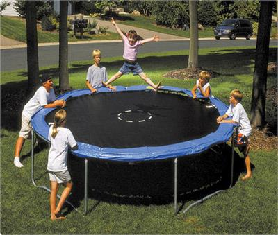 12 Sportspower Trampoline Parts Model Tr 12 M
