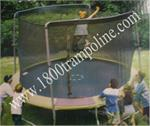 12' Bounce Pro Trampoline Parts Model #TR-188COM-LT
