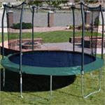 14ft Round Skywalker Trampoline Parts - 96 Rings - Model SWTC1401