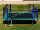 14'x16' Rectangle TEXAS TRAMPOLINE Trampoline Parts