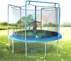 12' SPORTSPOWER Model TR-126COM-GLZ Trampoline  and Enclosure Parts