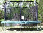 15' JumpPod Enclosure Parts - Model 1514