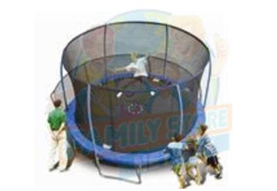 Trampoline and Enclosure Parts for 12' TR-12COM-FLX-GLZ