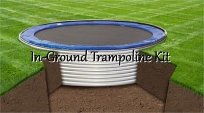 In-Ground Trampoline Kits
