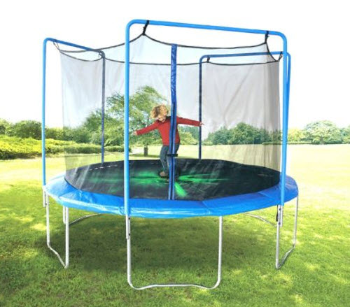 Enclosure Netting For The 12ft TR-126COM-GLZ