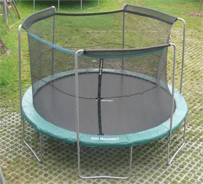 trampoline manual