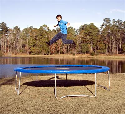 trampoline 12' Pure Fun Round Trampoline at Sears.com