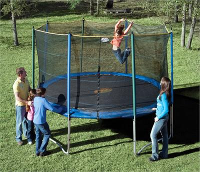 trampoline 12' Pure fun Trampoline and Enclosure Combo at Sears.com