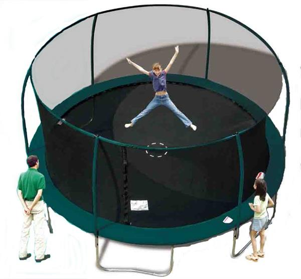 Sportspower Trampoline Missing Parts: Enclosure Net For The 15' BOUNCE PRO, SPORTSPOWER Model TR
