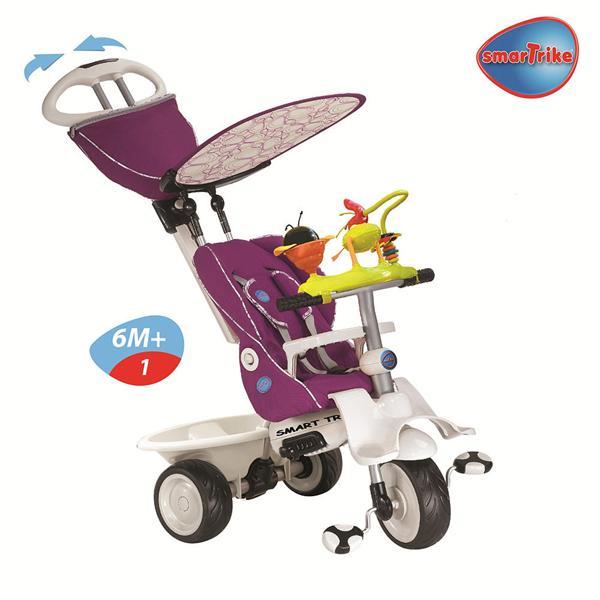 ... Smart Trike Recliner 4 in 1 Purple  sc 1 st  1800Tr&oline & Smart Trike Recliner 4 in 1 islam-shia.org