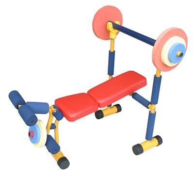 Kids Weight Bench