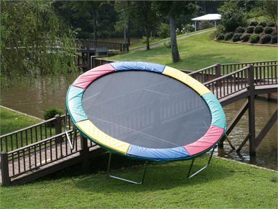 trampoline 10' Round Deluxe Magic Circle Trampoline at Sears.com