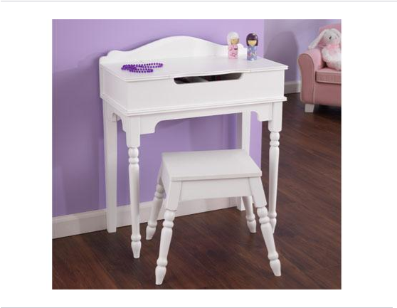 Sweetheart Vanity Amp Stool
