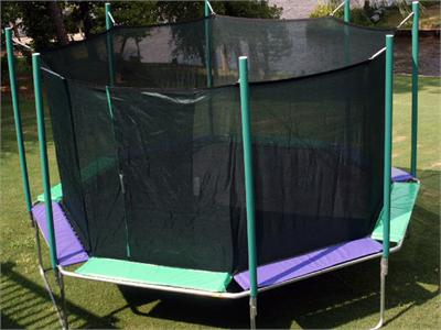 trampoline 16' Magic Cage Trampoline and Enclosure at Sears.com