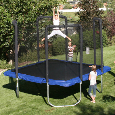 13 X13 Skywalker Square Trampoline And Enclosure Combo