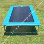9X17 Rectangular Texas Trampoline