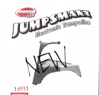 kid active triangle trampoline manual