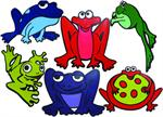 Poly Frogs