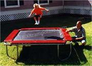 8ft x 8ft Square Texas Trampoline