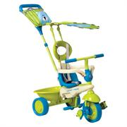 Smart Trike Safari Blue/Green