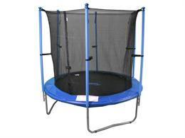 7.5ft Trampoline and Enclosure Combo