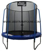 """SKYTRIC"" 8 FT. Trampoline with Top Ring Enclosure System"