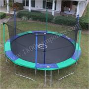 14ft AIRMASTER Trampoline Combo