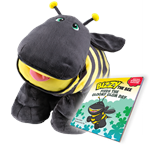 Stuffies- Bizzy the Bee
