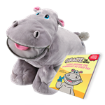 Stuffies- Gracie the Hippo