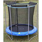 6ft 6in AIRMASTER Trampoline and Trampoline Enclosure