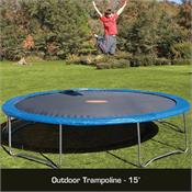 15ft PURE FUN Round Trampoline