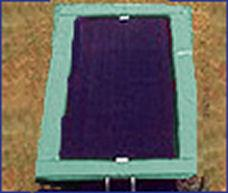 9ft x 15ft Rectangle Texas Trampoline
