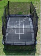 10 x 15 Rectangle Trampoline and Trampoline Enclosure