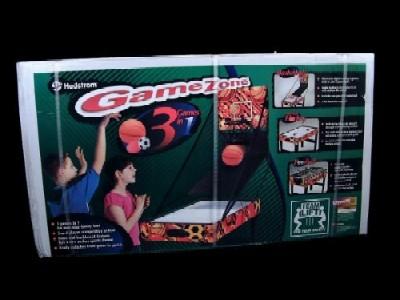 Basketball, Foosball, Air Hockey Table