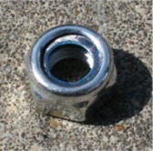 Lock Nut for Carriage Bolt