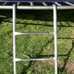 2 Step Trampoline Ladder for Round & Rectangle Trampolines (36in Tall)