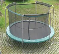 Beaches] Jump power trampoline manual