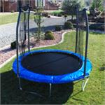 8ft Round Skywalker Trampoline Parts - Model SWTC891