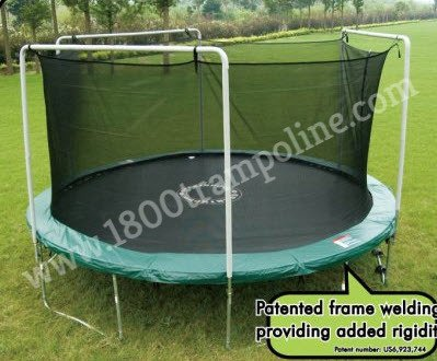 15ft SPORTSPOWER Trampoline Parts Model TR-156COM-BJN