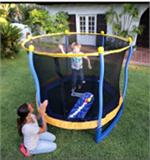 "88"" BOUNCE PRO Trampoline and Enclosure Parts for MSC-3676-WM"