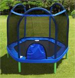 7' My First Trampoline BOUNCE PRO Trampoline and Enclosure Parts for MSC-7MFTP-WMC