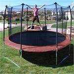 14ft Round Skywalker Trampoline Parts - 96 Rings - Model SWTC1403