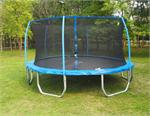 Trampoline and Enclosure Parts for 15' x 17' Oval TR-1517STFLXX-OVAL-SHT